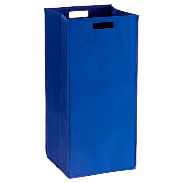 Rhombus Hamper Blue