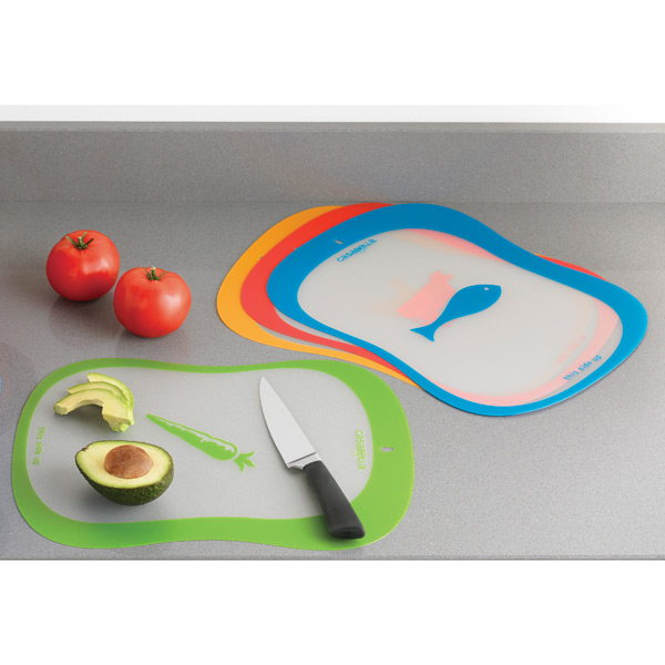 Color-Coded Cutting Mats