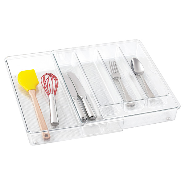 Linus™ Expandable Cutlery Organizer