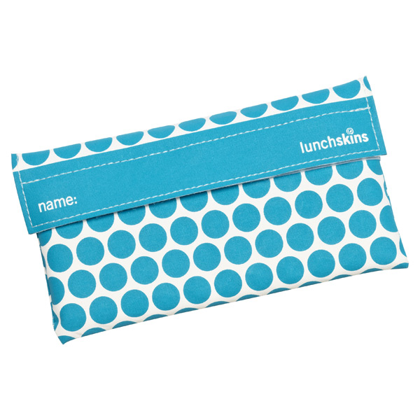 lunchskins® Snack Bag Aqua Dots