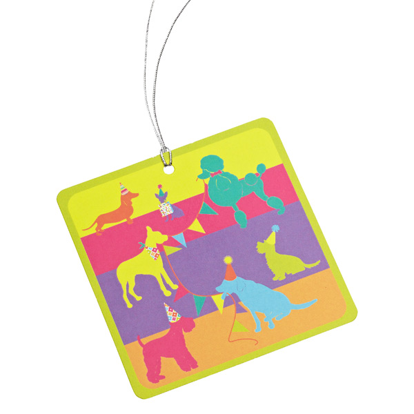 Birthday Bow Wow Gift Tags Pkg/5