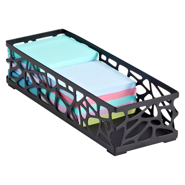 Small Nest Multi Tray Black