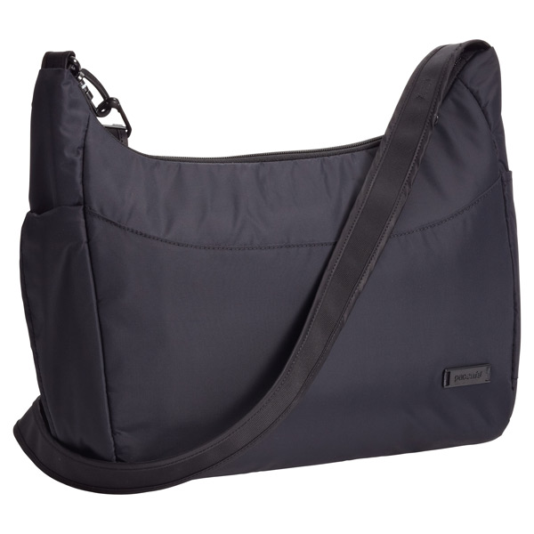 Large Citysafe™ Hobo Black
