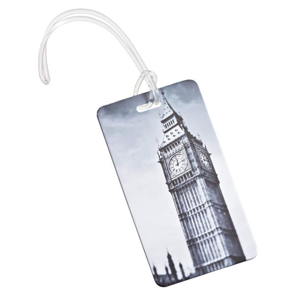 Luggage Tag London