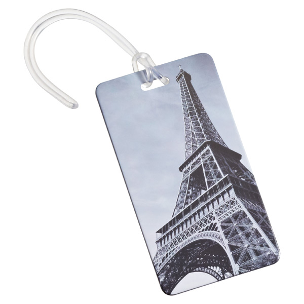 Luggage Tag Paris