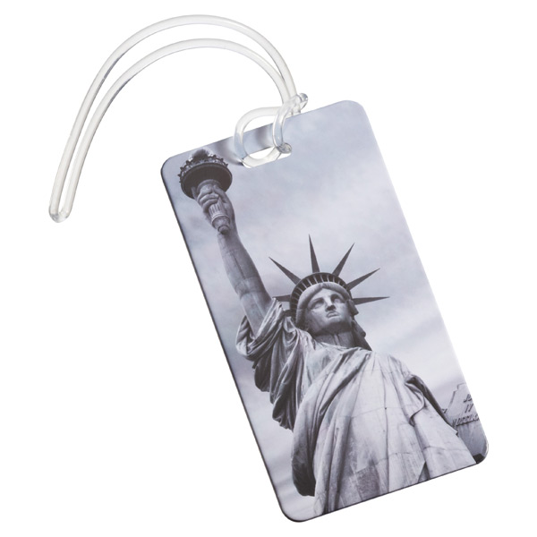 Luggage Tag New York