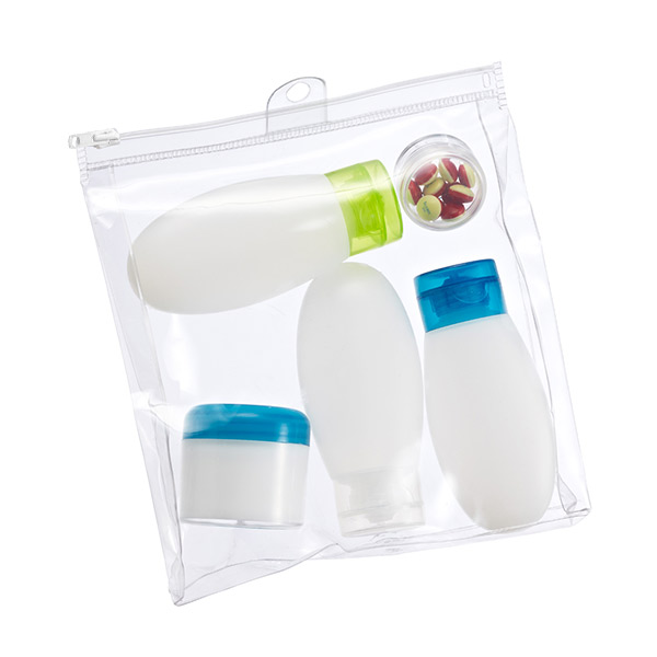 3-1-1 Quart-Size Travel Pack Assorted