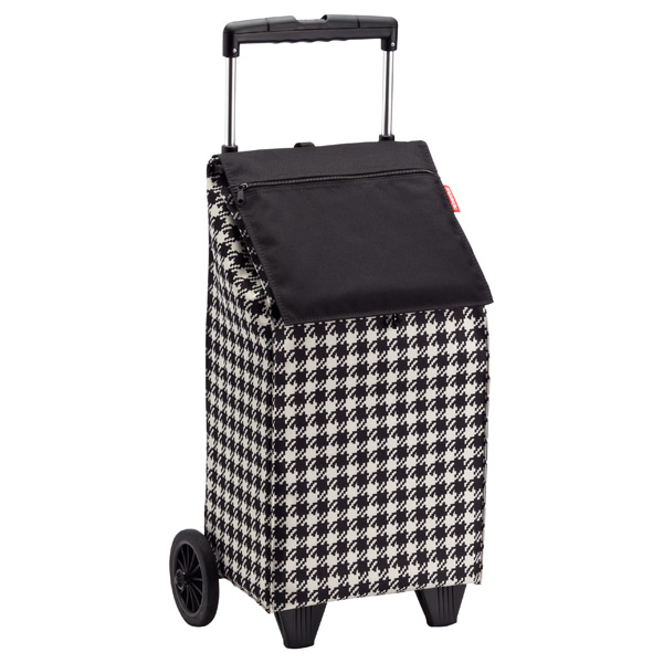 reisenthel Houndstooth Trolley Black & White