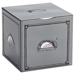 Metal Box Grey