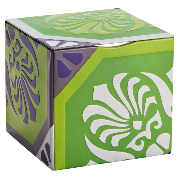 Metal Box Green