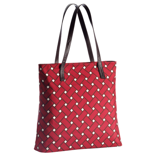 Gramercy Travel Tote Red