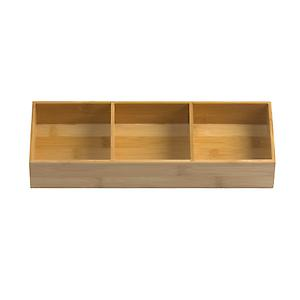 Small Drawer Organizer Bamboo