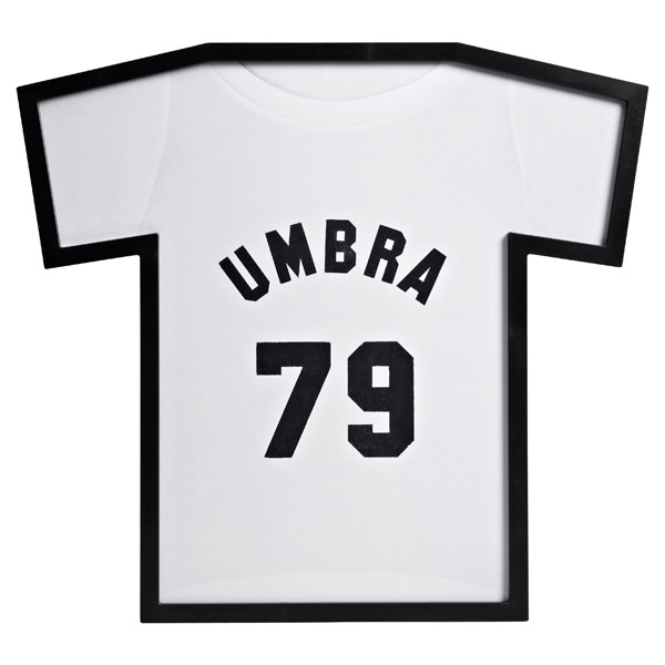 Umbra® T-Shirt Display Frame Black