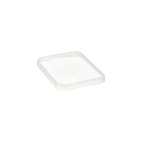 Small Pure Box Lid Clear