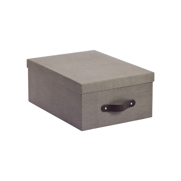 Bigso™ Marten Shirt Box Grey