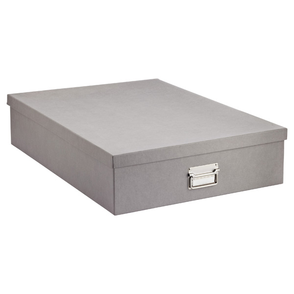 Bigso™ Underbed Box Grey