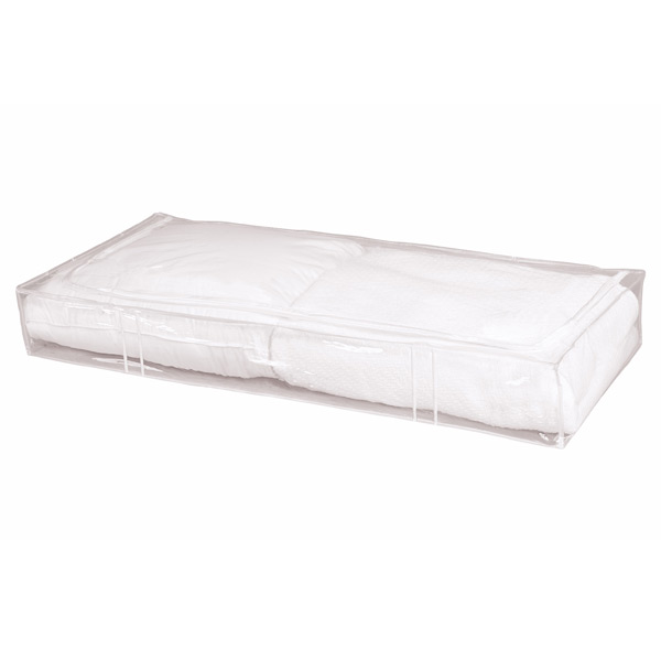 PEVA Underbed Storage Bag Clear