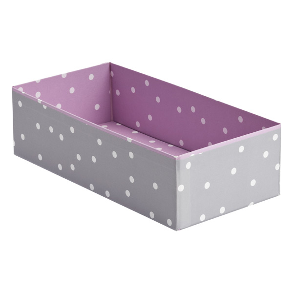 Bigso Pippi Drawer Organizer Purple