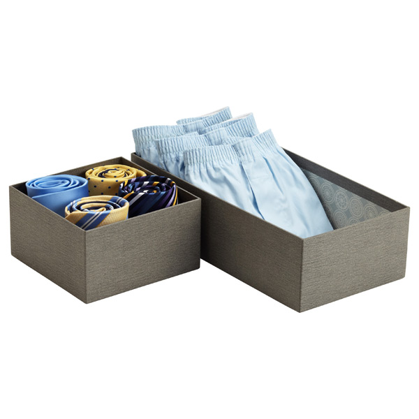 Grey Marten Drawer Organizers
