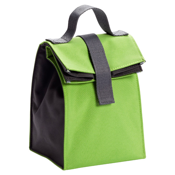Lunch Sack Green/Grey