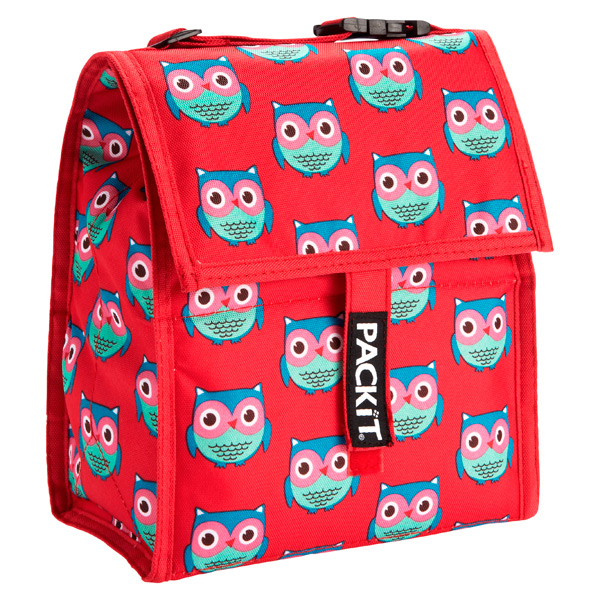 PackIt® Personal Cooler Owls