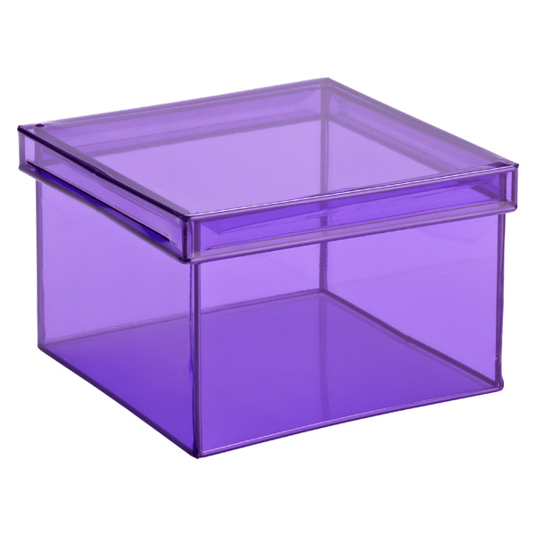Medium Lookers Box Purple