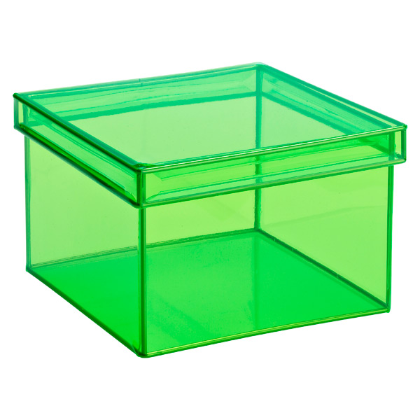 Medium Lookers Box Green