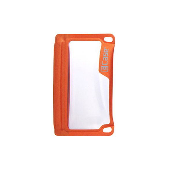 Small Waterproof Pouch Orange