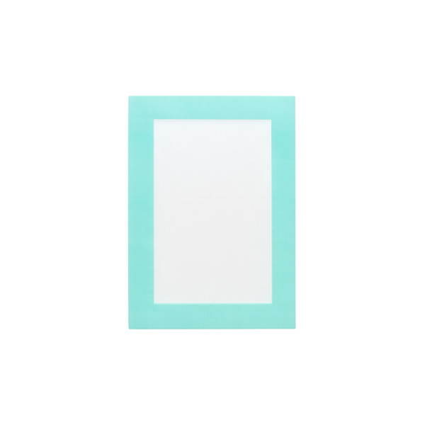 3M Small Scotch® Display Frame Aqua Wave Pkg/2