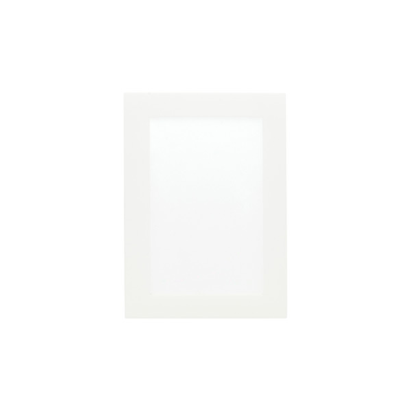 3M Small Scotch® Display Frame White Pkg/2