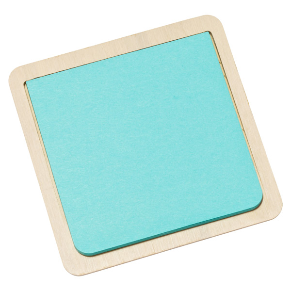 3M Post-it® Reminder Tile Aqua Wave