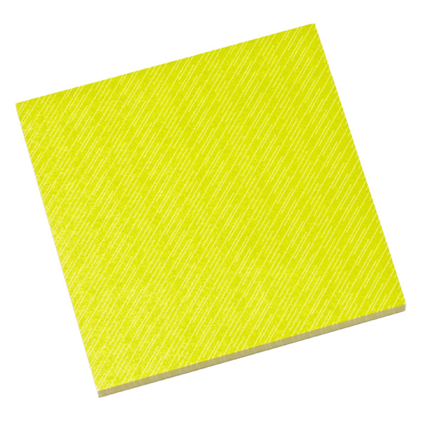 3M Post-it® Printed Notes Chartreuse