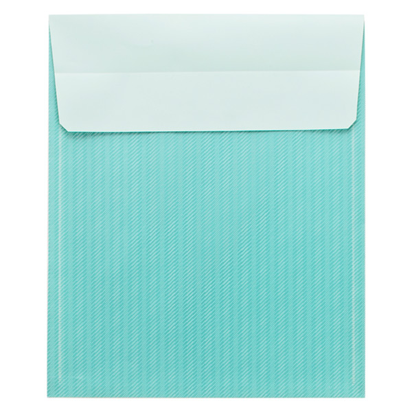 3M Large Post-it® Pocket Aqua Wave