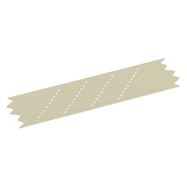3M Scotch® Restickable Cut Tape Kraft Pkg/8