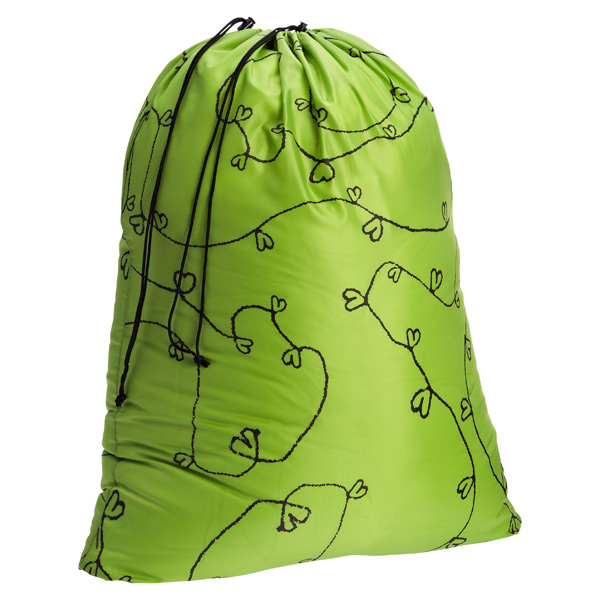 reisenthel® Laundry Bag Green Hearts