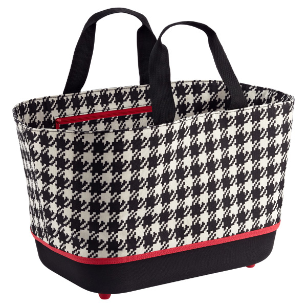 reisenthel Shopping Basket Houndstooth