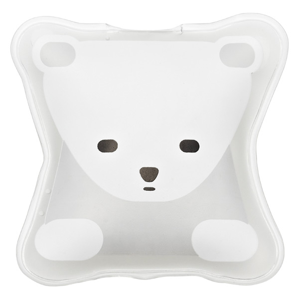 Hot/Cold Pack Polar Bear White/Grey