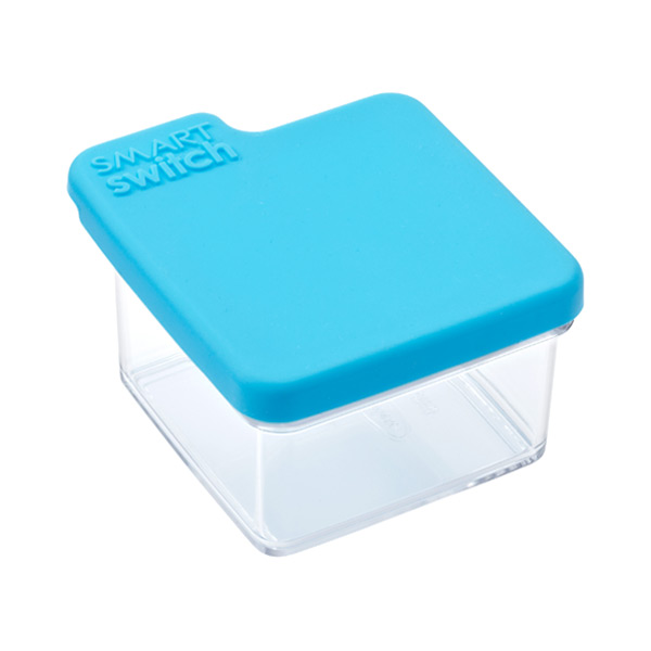 Small Tab Box Blue