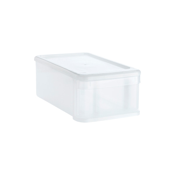 Small Tint Stacking Drawer Clear