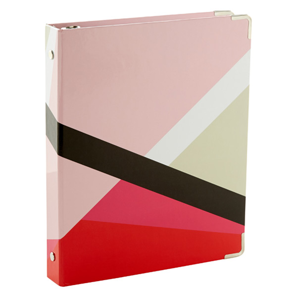 Mini Three-Ring Binder Chloe