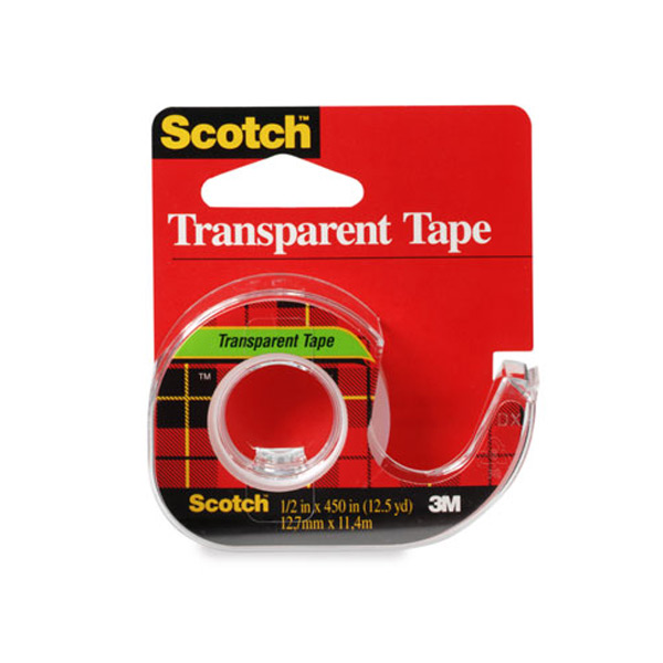 Scotch® Transparent Tape