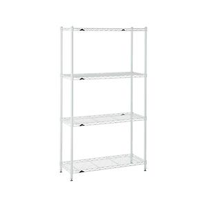 Toy Storage White