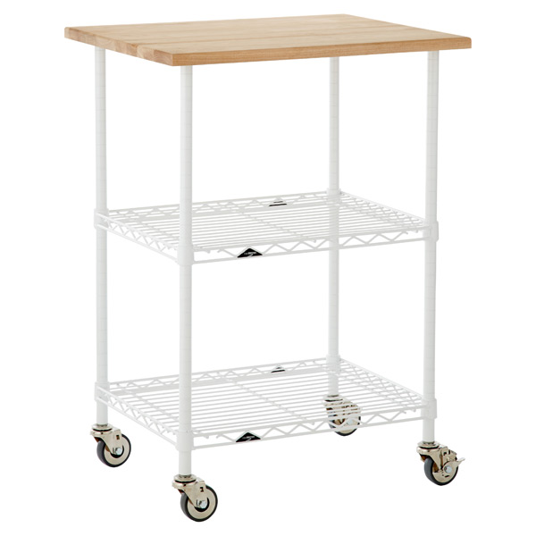 InterMetro® Chef's Cart White