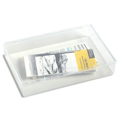 1-Compartment Unbreakable Box