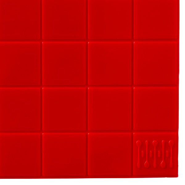 drawerdecor® Base Mat™ Red
