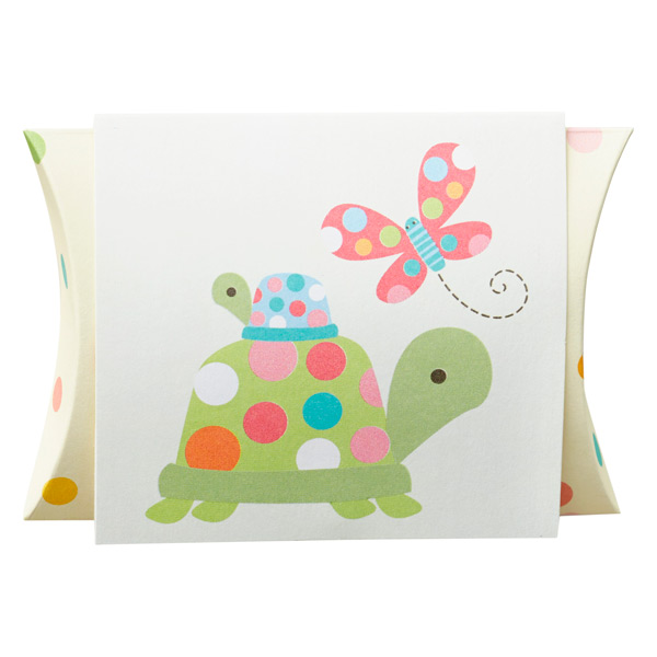 Gift Card Pouch Forest Family