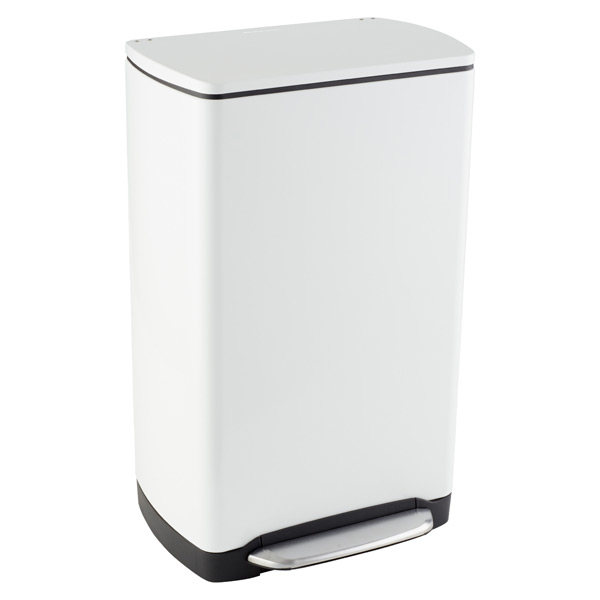 simplehuman® 10 gal. Rectangular Step Can