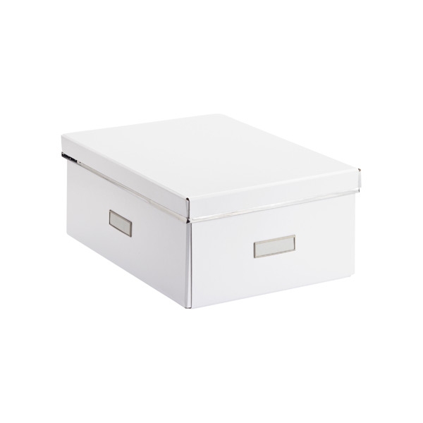 Bigso™ Shirt Box White