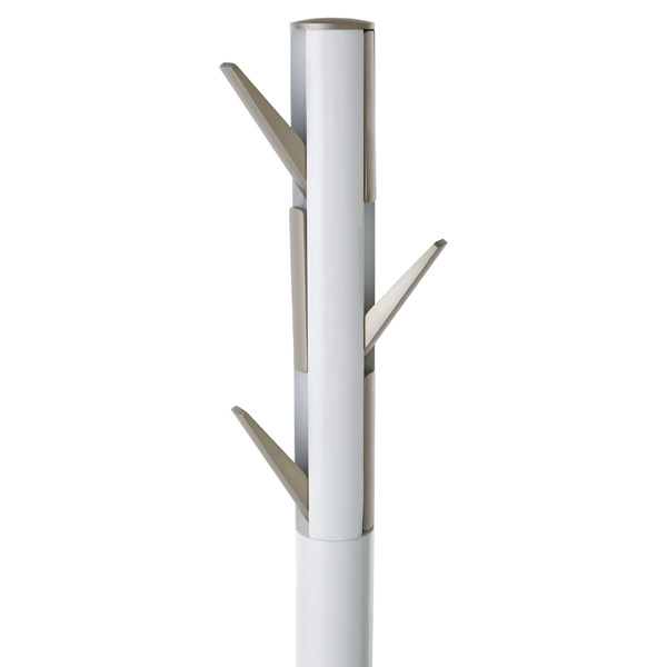 Umbra® Flapper Coat Rack White