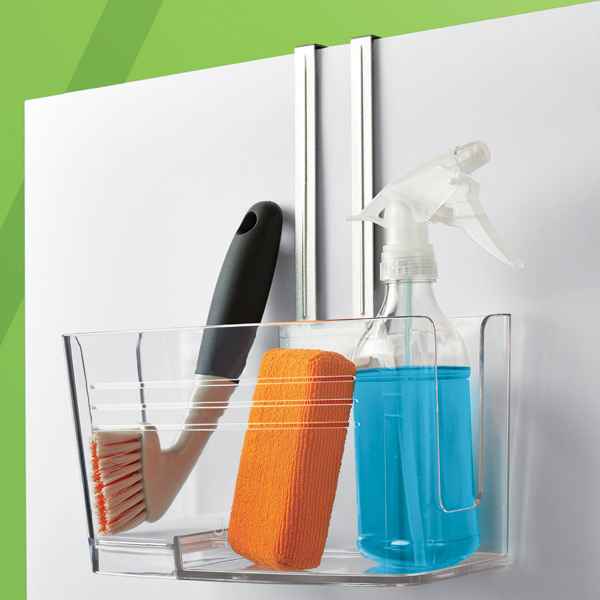Umbra Hide \'n\' Sink Under Sink Caddy | The Container Store